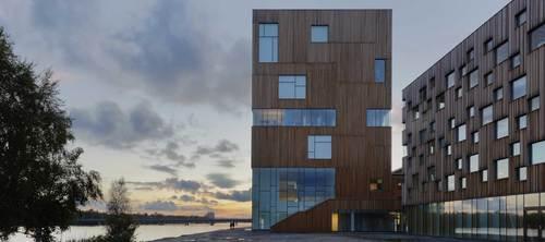 Henning Larsen Architects — Bildmuseet at Konstnärligt Campus