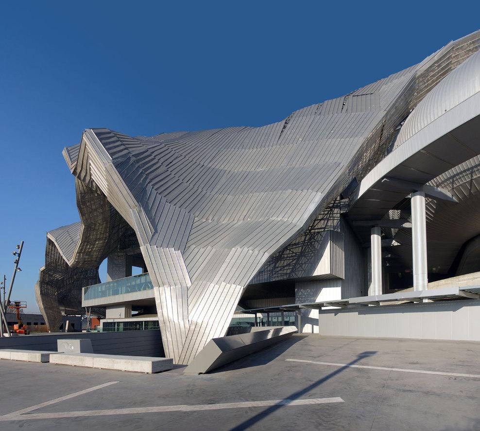Mario bellini architects mico image 1 of 6 isare