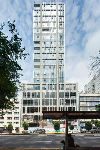 Jsª Arquitectos — Amsterdam Tower