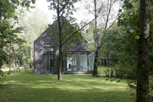 FOJAB arkitekter, Marco Pusterla — Villa Enestigen