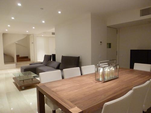 Lucio boni ristrutturazione edificio residenziale for Sala da pranzo e soggiorno