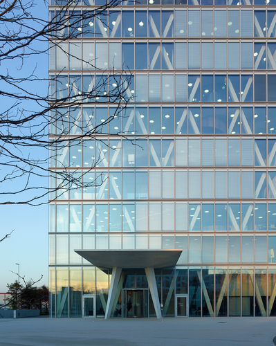 Burckhardt+Partner AG — New office building ABR 5 Roche