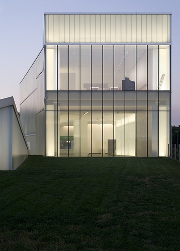 Steven Holl Architects — Nelson Atkins Museum Addition