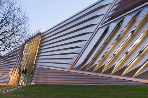 Zaha Hadid Architects — Eli & Edythe Broad Art Museum
