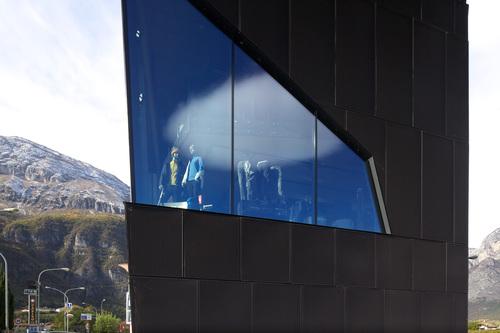 weber+winterle architetti — Nardelli Sport