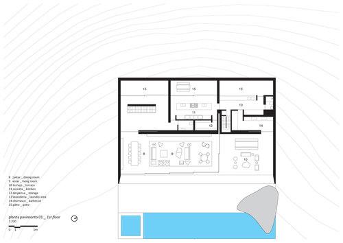 Studio mk27 marcio kogan paraty house for Marcio kogan plans