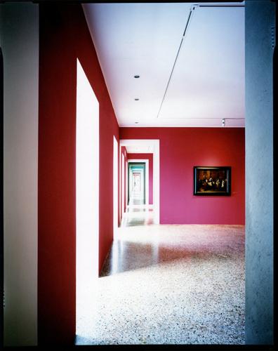 """caruso torricella architetti — Exhibition """"Francesco Guardi, 1712-1793"""", Museo Correr, Venice"""
