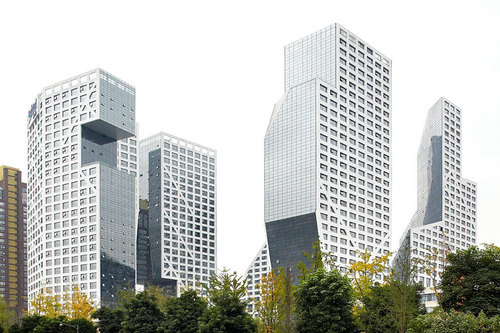 Steven Holl Architects — Sliced Porosity Block
