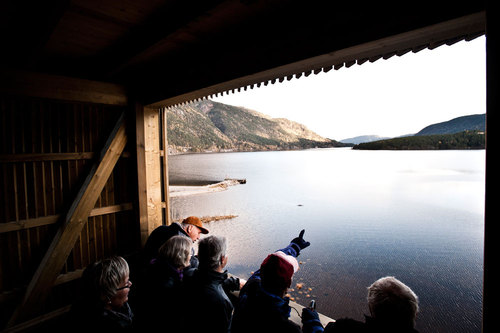 Rintala Eggertsson Architects — Seljord Lookout Points