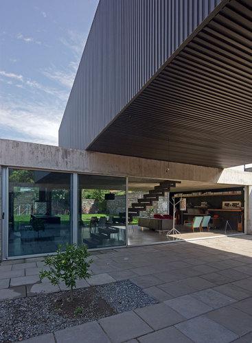 Polidura + Talhouk arquitectos — Casa Un Patio