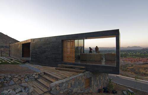 Polidura + Talhouk arquitectos — Casa Binimelis