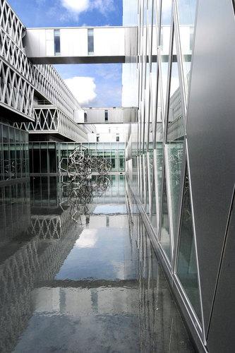 Massimiliano & Doriana Fuksas — Nuovi Archivi Nazionali di Francia