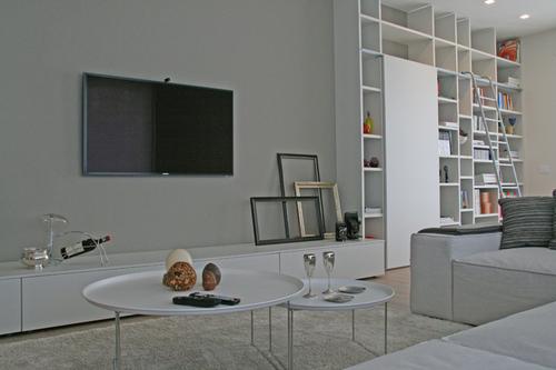 Ilaria charrier architetto ristrutturazione appartamento for Appartamento interior design