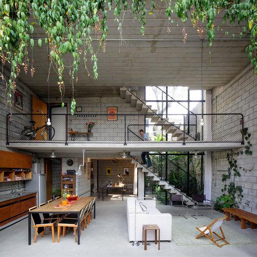 Terra e Tuma Arquitetos Associados — Maracanã House