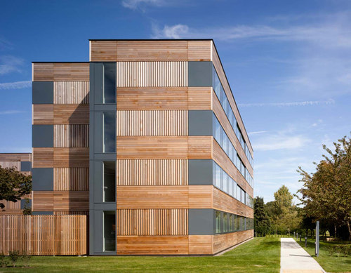 Stanton Williams — Cranfield University - Chilver Hall