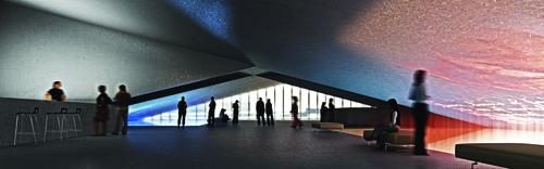 michele gambato architetto, mgark, studioarchitettura associati, davide varotto — Palazzo del Cinema di Locarno