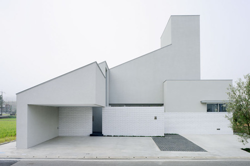 FORM / Kouichi Kimura Architects — House of Representation