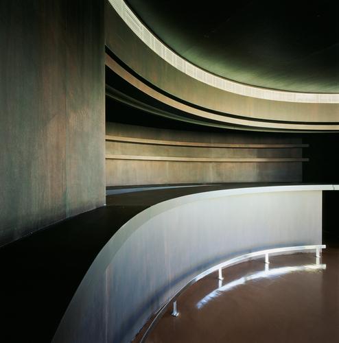Estudio Cano Lasso Arquitectos — Ampliacion Colegio Arquitectos de Málaga
