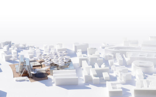 Rem Koolhaas, OMA — Bocconi Urban Campus