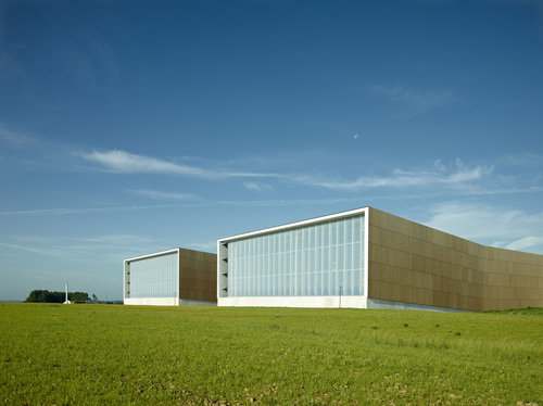 C.F. Møller Architects — Bestseller Logistics Centre North