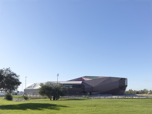 Tetrarc — PALOMA. Contemporary music venue at Nîmes Métropole
