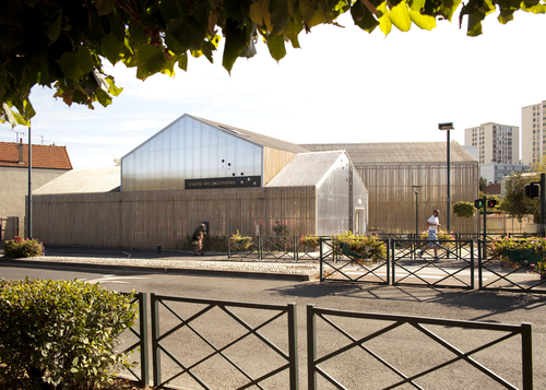 """SOA architectes — Nursery school """"Les Coccinelles"""""""