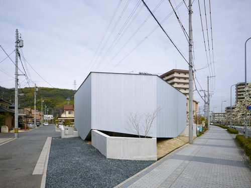 Suppose Design Office, Kenji Nawa [Nawakenji-m] — House in Saka