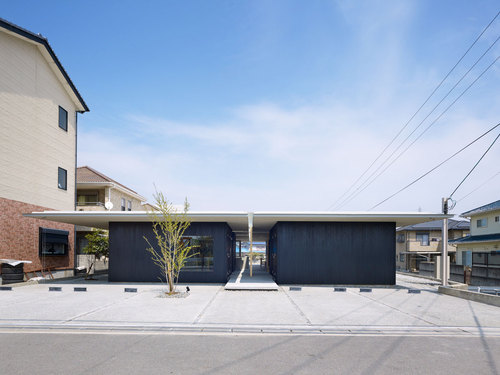 Suppose Design Office — House in Tokushima