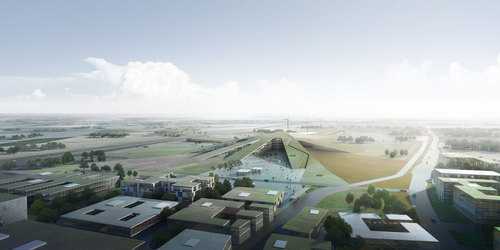 BIG - Bjarke Ingels Group — European Spallation Source (ESS)