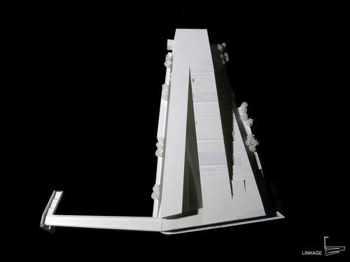 Kengo Kuma & Associates, Architetti Pedrozzi e Diaz Saravia — LINKAGE