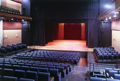Elito Arquitetos — Santa Cruz High School Theatre