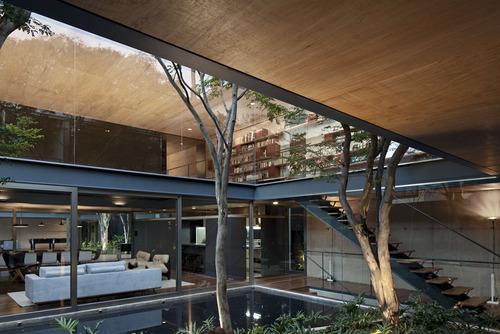 Una Arquitetos — Bacopari House