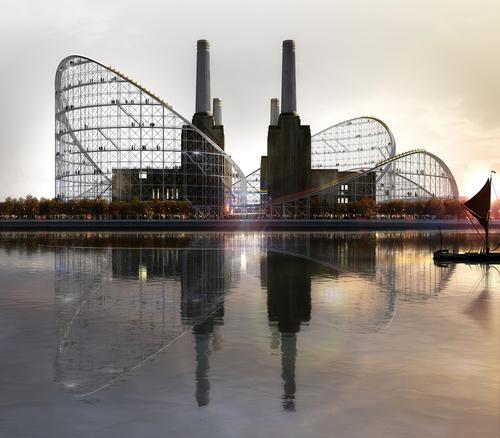 Atelier Zündel Cristea  — Architectural Ride