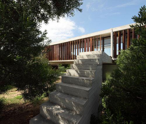 BAKarquitectos — Costa Esmeralda House