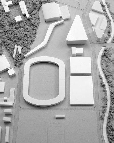 Durisch + Nolli, Smarch, yellow z urbanism architecture, Dr. Schwartz Consulting AG, Bonalumi e Ferrari — Polo Sportivo e degli Eventi
