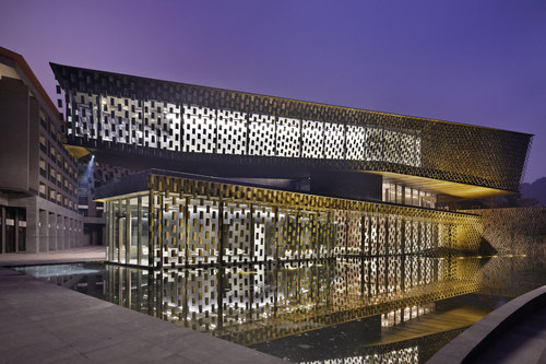 Kengo Kuma & Associates — Xinjin Zhi Museum