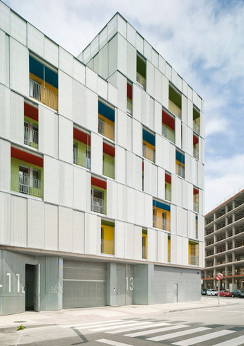 Amann.Cánovas.Maruri — Social Housing in Mieres