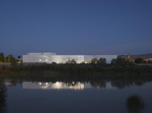 Nieto Sobejano Arquitectos — Contemporary Art Center Córdoba