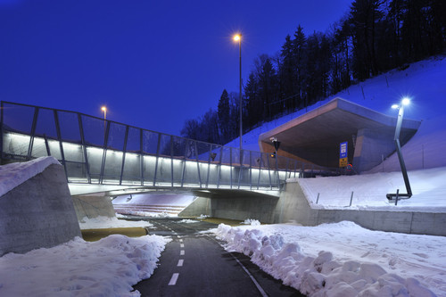 Damjan Bradač — Urban Park Šentvid / golden pencil award
