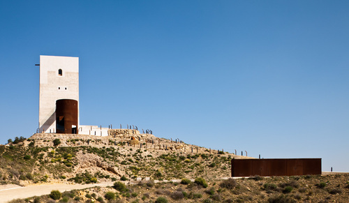 Castillo-Miras arquitectos — Tower restoration in Huercal-Overa