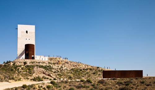 Castillo-Miras arquitectos — Tower restoration in Huercal-Overa