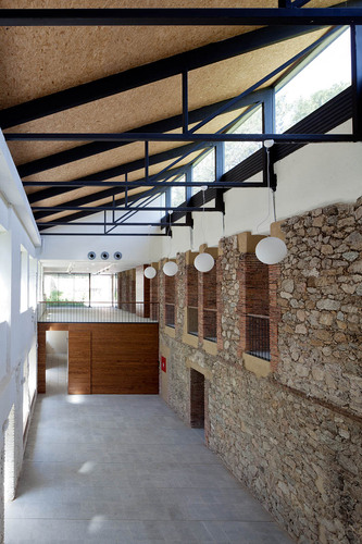 g+f arquitectos — Centro de Interpretación del Monte Abantos, San Lorenzo del Escorial