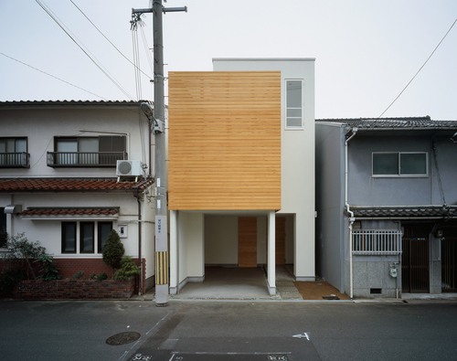 Ido, Kenji Architectural Studio — House F