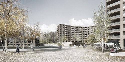 MSV Architectes Urbanistes — Evolution urbaine du perimetre Vieusseux - Villars – Franchises. Genève