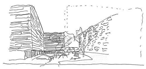 Bonhôte-Zapata architectes — Evolution urbaine du perimetre Vieusseux - Villars – Franchises. Genève