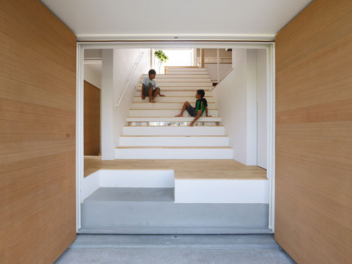 fujiwaramuro architects — House in Hakusan