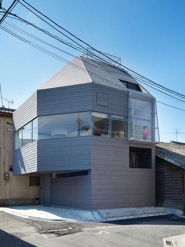 fujiwaramuro architects — House at Kawachi-Matsubara