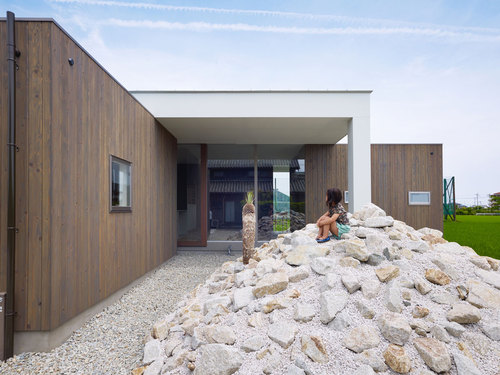 fujiwaramuro architects — House in Hanoura