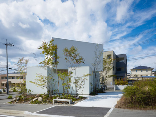fujiwaramuro architects — House in Minoh