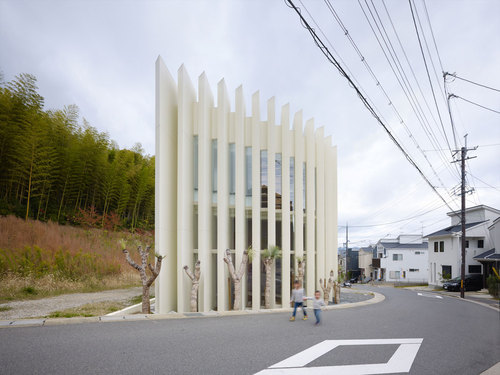 fujiwaramuro architects — House in Muko